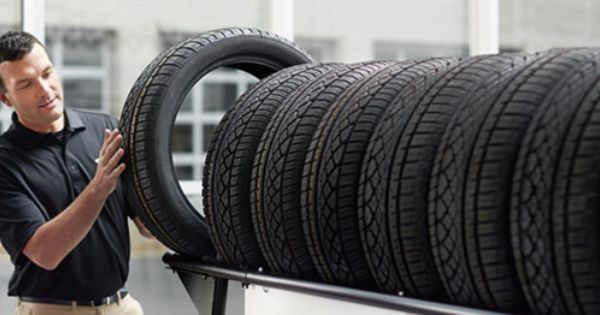 Tips for buying tyres